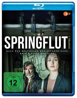 "Das Blu-ray-Cover von ""Springflut"" (© Edel:motion)"