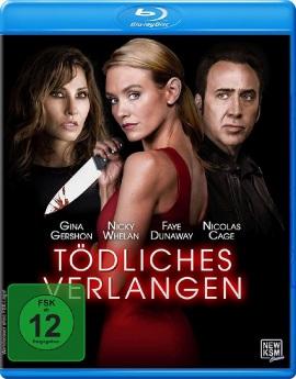 """Das Blu-ray-Cover von """"Tödliches Verlangen"""" (© 2018 KSM GmbH)"""