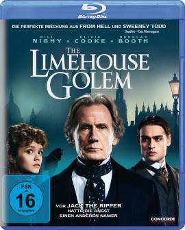 "Das Blu-ray-Cover von ""The Limehouse Golem"" (© Concorde Home Entertainment)"