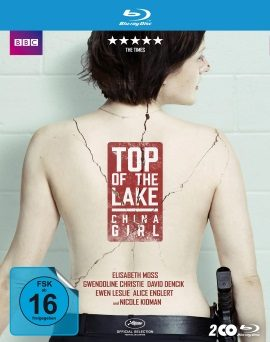 "Das Blu-ray-Cover von ""Top of the Lake - China Girl"" (© Polyband)"