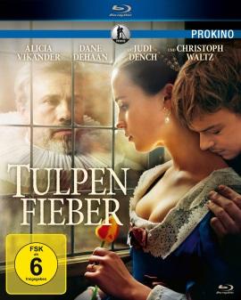 """Das Blu-ray-Cover von """"Tulpenfieber"""" (© Prokino)"""