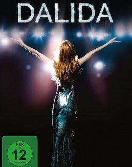 """Das Cover von """"Dalida"""" (© EuroVideo)"""