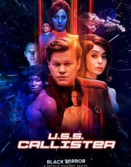 """Das Plakat von """"U.S.S. Callister"""" (© 2017 Netflix)"""