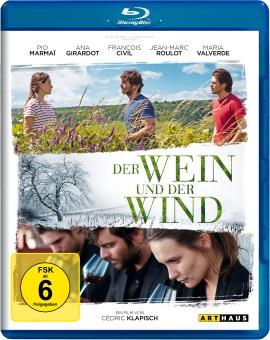 """Das Blu-ray-Cover von """"Der Wein und der Wind"""" (© StudioCanal)"""