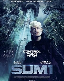 """Das Hauptplakat von """"S.U.M. 1"""" (© Universum Film)"""