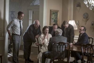 Das Team der Washington Post muss eine Entscheidung treffen (©2017 Universal Pictures International)