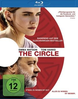 "Das Blu-ray-Cover von ""The Circle"" (© Universum Film)"