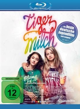 "Das Blu-ray-Cover von ""Tigermilch"" (© Constantin Film)"