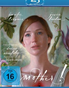 "Das Blu-ray-Cover von ""mother!"" (© Paramount Pictures)"
