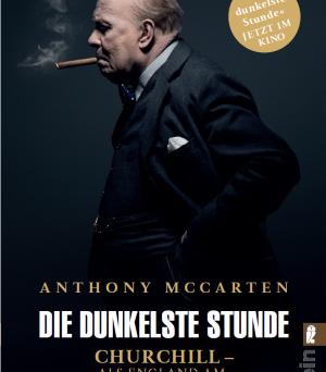 Das Buch im Gewinnspiel zu Die dunkelste Stunde (© Ullstein Verlag)