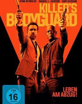 """Das DVD-Cover von """"Killer's Bodyguard"""" (© EuroVideo)"""
