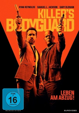 "Das DVD-Cover von ""Killer's Bodyguard"" (© EuroVideo)"