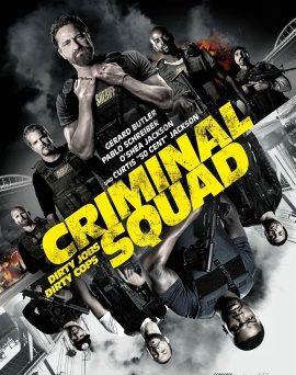"""Das Hauptplakat von """"Criminal Squad"""" (© Concorde Film)"""
