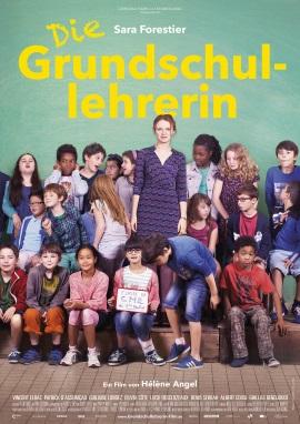 """Das Hauptplakat von """"Die Grundschullehrerin"""" (© Alamode Film)"""