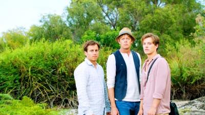 Drei Knallköpfe im Outback (© Universum Film)