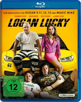 "Das Blu-ray-Cover von ""Logan Lucky"" (© StudioCanal)"