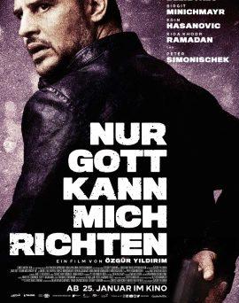 """Das Hauptplakat von """"Gott kann mich richten"""" (© Matthias Bolliger / © 2017 Constantin Film Verleih GmbH)"""