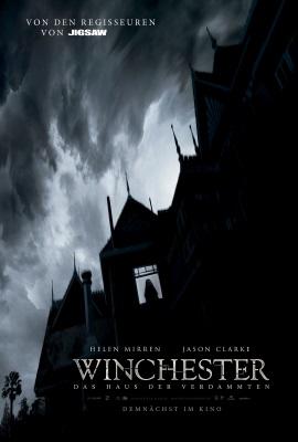 """Das Hauptplakat von """"Winchester"""" (© Splendid Film)"""