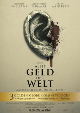 """Das Hauptplakat von """"Alles Geld der Welt"""" (© Tobis Film)"""