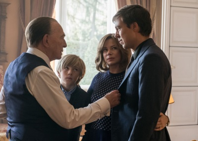 Da war die Welt der Familie Getty noch in Ordnung (© Tobis Film)