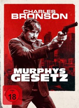 """Das Cover zum Mediabook von """"Murphys Gesetz"""" (© Capelight Pictures)"""