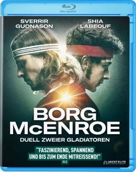 "Das Blu-ray-Cover von ""Borg/McEnroe"" (© Ascot Elite)"