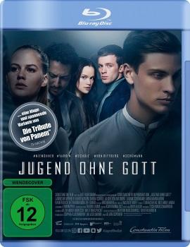 """Das Blu-ray-Cover von """"Jugend ohne Gott"""" (© Constantin Film)"""