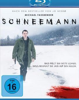 """Das Blu-ray-Cover von """"Schneemann"""" (© Universal Pictures Germany)"""