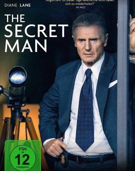 """Das DVD-Cover von """"The Secret Man"""" (© Wild Bunch Germany)"""