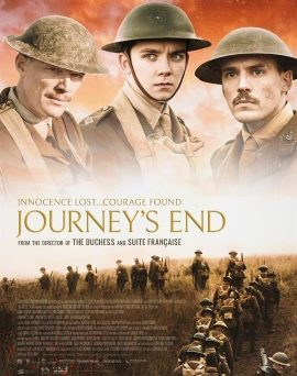 "Das Original-Plakat zu ""Journey's End"" (© 2017 Fluidity Films)"