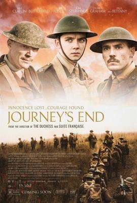 "Das Original-Plakat zu ""Journey's End"" (© 2017 Fluidity Films)"