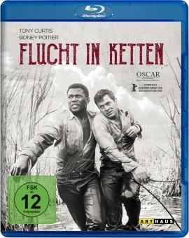 """Das Blu-ray-Cover von """"Flucht in Ketten"""" (© StudioCanal)"""
