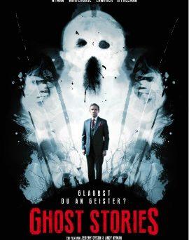 """Das Plakat von """"Ghost Stories"""" (© Concorde Filmverleih)"""