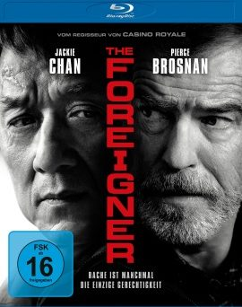 "Das Blu-ray-Cover von ""The Foreigner"" (© Universum Film)"