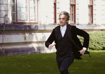 Peter Capaldi gibt noch einmal Vollgas (© Polyband)