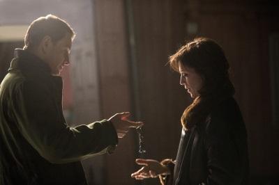 Harry versucht, ein gutes Verhältnis zu seiner Ex aufzubauen (© Universal Pictures Germany)
