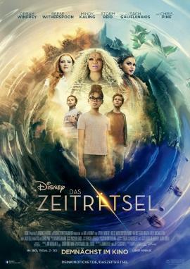 """Das Hauptplakat von """"Das Zeiträtsel"""" (© Walt Disney Studios Motion Pictures Germany)"""