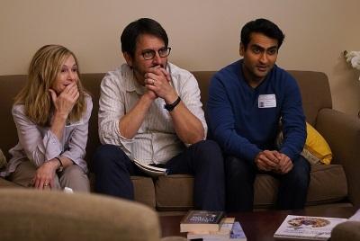 Beth, Terry und Kumail werden zum eingespielten Trio (© Weltkino)