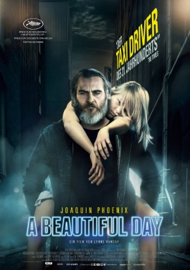 "Das Hauptplakat von ""A Beautiful Day"" (© Constantin Film)"