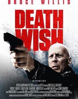 "Das Hauptplakat von ""Death Wish"" (© Universum Film)"