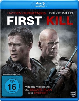 "Das Blu-ray-Cover von ""First Kill"" (© KSM)"