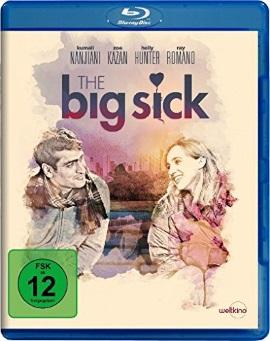 "Das Blu-ray-Cover von ""The Big Sick"" (© Weltkino)"