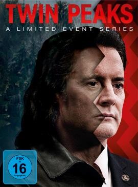 """Das DVD-Cover von """"Twin Peaks Staffel 3"""" (© Paramount/Universal)"""