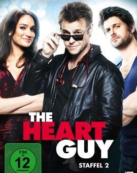 "Das DVD-Cover von ""The Heart Guy Staffel 2"" (© Polyband)"