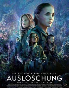 "Das Hauptplakat von ""Auslöschung"" (© Netflix)"
