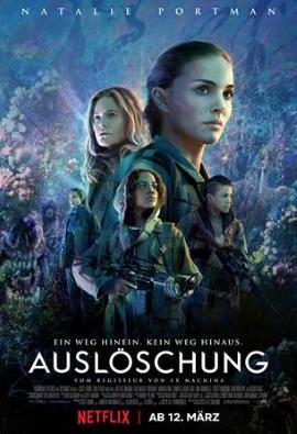 """Das Hauptplakat von """"Auslöschung"""" (© Netflix)"""