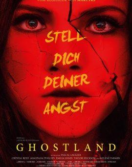 "Das Hauptplakat von ""Ghostland"" (© Capelight Pictures)"