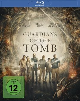 "Das Blu-ray-Cover von ""Guardians of the Tomb"" (© Universum Film)"