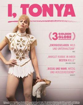 """Das Hauptplakat von """"I, Tonya"""" (© DCM)"""