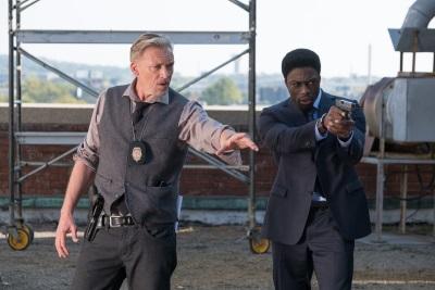 Die Polizei hat alle Hände voll zu tun(© StudioCanal)